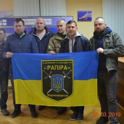 Відкриття курсів перепідготовки військовослужбовців Одеського гарнізону