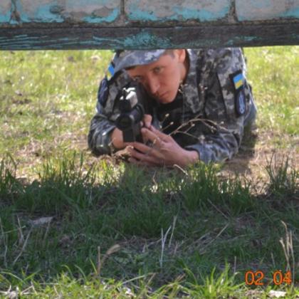 Військово-патріотичне виховання підлітків Одеси у Військово-морському ліцею